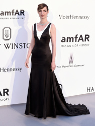 Louise Bourgoin - amfAR's 22nd Cinema Against AIDS Gala presented by Bold Films & Harry Winston @ Hotel du Cap-Eden-Roc - 05/21/15