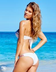 Nina Agdal - Beach Bunny Swimwear 2015