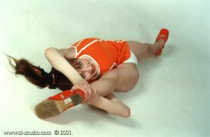 Gymnast Girls (XXX Nikolay Collection) 06.06.2016 (blond, brunett, Erotica, Fingering) (202)