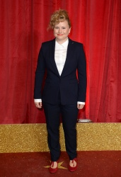 Dolly-Rose Campbell - British Soap Awards 2016 @ Hackney Empire in London - 05/28/16
