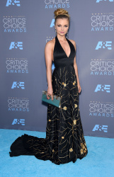 Izabella Miko - 21st Annual Critics' Choice Awards @ Barker Hangar in Santa Monica - 01/17/15