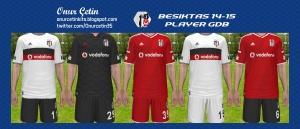 Download PES 2014 Besiktas 14-15 GDB by Onur Çetin