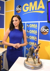 Gal Gadot - Good Morning America: May 23rd 2017