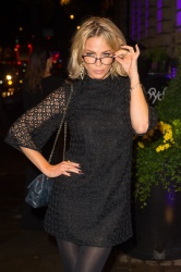 Sarah Harding - Specsavers' Spectacle Wearer of the Year Awards @ 8 Northumberland Avenue in London - 10/06/15