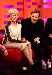 Helen Mirren - The Graham Norton Show Series 19 Episode 3