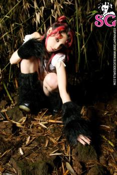 04-18 - Maia - Panda Girl