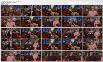 Charlize Theron - Ellen - 5-21-14 (getting leggier by the day!)