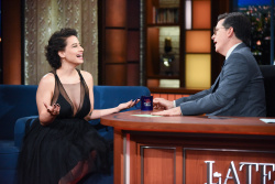 Ilana Glazer - The Late Show with Stephen Colbert: June 14th 2017