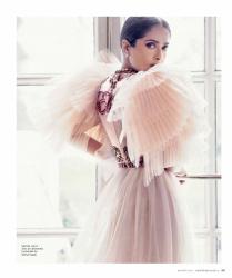 Salma Hayek -                Harper's Bazaar Magazine (Chile) August 2017 Xevi Muntane Photos.
