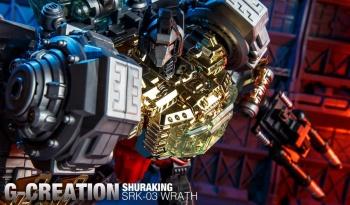 [GCreation] Produit Tiers - Jouet ShuraKing - aka Combiner Dinobots - Page 3 RDBoe3u3