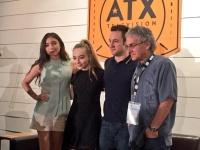 Sabrina Carpenter - ATX Television Festival in Austin 6/5/15