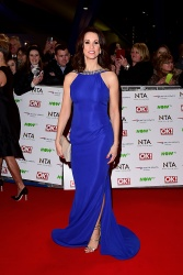 Andrea McLean - 21st National Television Awards @ The O2 Arena in London - 01/20/16