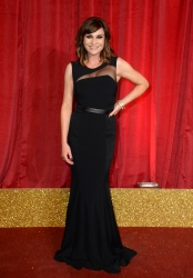 Lucy Pargeter - British Soap Awards 2016 @ Hackney Empire in London - 05/28/16
