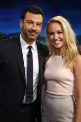 Anna Camp - Jimmy Kimmel Live: November 21st 2016