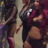 Sasha banks - twerking gifs
