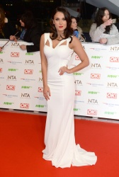 Vicky Pattison - 21st National Television Awards @ The O2 Arena in London - 01/20/16