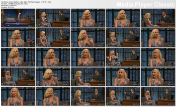 Gwen Stefani - Late Night With Seth Meyers - 9-3-14