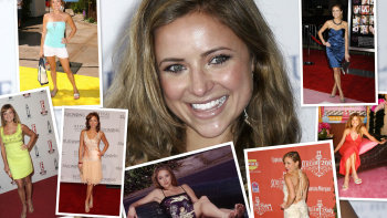 Christine Lakin - Collage - Wallpaper - Wide - x 1