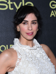 Sarah Silverman - HFPA & InStyle Celebrate The 2016 Golden Globe Award Season @ Ysabel in West Hollywood - 11/17/15