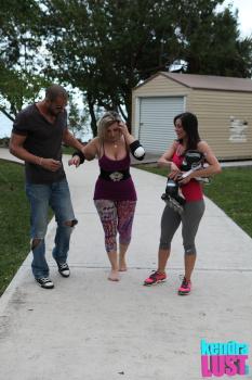 Kendra Lust Sara Jay - Threesome With Sara Jay