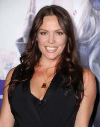 Agnes Bruckner - Our Brand Is Crisis Premiere @ TCL Chinese Theatre in Hollywood - 10/26/15
