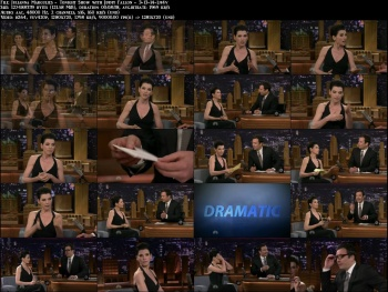 Julianna Margulies - Tonight Show with Jimmy Fallon - 3-13-14