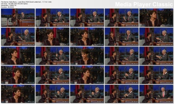 Halle Berry - Late Show With David Letterman - 7-7-14