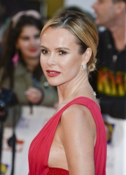 Amanda Holden - 2015 Pride of Britain Awards @ The Grosvenor House Hotel in London - 09/28/15