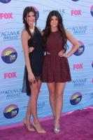 Кендалл Дженнер, фото 630. Kendall Jenner 14th Teen Choice Awards Los Angeles - July 22, 2012, foto 630