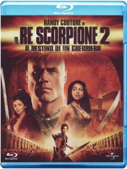 Il Re Scorpione 2 - Il destino di un guerriero (2008) .mkv HD 720p HEVC x265 DTS ITA AC3 ENG
