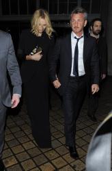 Sean Penn - Charlize Theron and Sean Penn - seen leaving Royal Festival Hall. London - February 16, 2015 (153xHQ) WVbeomfH