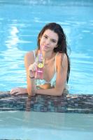 Kendall Jenner - Bikini Photoshoot in LA 7/17/13