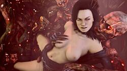 Deathhandsfm - Mass Effect