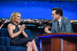 Robin Wright - The Late Show with Stephen Colbert: May 24th 2017
