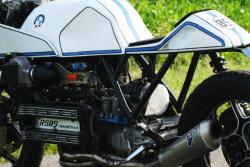 Roel Scheffers' BMW RS09