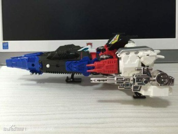 [Mastermind Creations] Produit Tiers - RC-01 Hexatron (aka Sixshot/Hexabot) et RC-01G Grandus Hexatron (aka Greatshot) - Page 3 DdJOUHDu