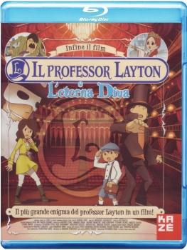 Il professor Layton e l'eterna Diva (2009) .mkv HD 720p HEVC x265 AC3 ITA-ENG