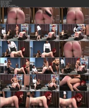Fetishnetwork stella may sybian bondage 2