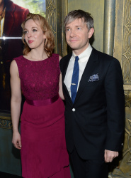 Martin Freeman - 'The Hobbit An Unexpected Journey' New York Premiere benefiting AFI at Ziegfeld Theater in New York - December 6, 2012 - 9xHQ HCYpNVE6