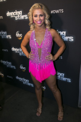 Paige VanZant - Dancing with the Stars Week Two