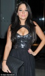 Tulisa Contostavlos - Arriving at Jonathan Shalit's Birthday Party in London (18-04-2012)