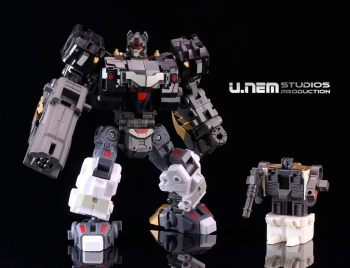 [FansProject] Produit Tiers - Jouet Saurus Ryu-oh aka Dinoking (Victory) | Monstructor (USA) - Page 2 J99SACbg