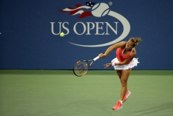 Barbora Strycova - 2015 US Open Day Six: 3rd Round vs. Sabine Lisicki @ BJK National Tennis Center in Flushing Meadows - 09/05/15