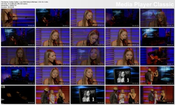 Colbie Caillat - Live With Kelly & Michael - 6-9-14-1