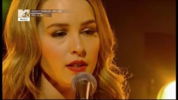 Bridgit Mendler - MTV Live 576p