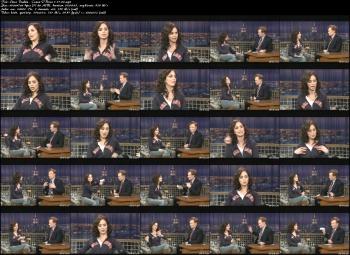 Eliza Dushku - Conan O'Brien - 1-17-06