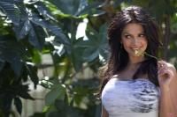 Дениз Милани, фото 5241. Denise Milani In The Garden :, foto 5241