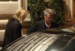 Sean Penn - Charlize Theron and Sean Penn - are spotted out in Rome on Valentine's Day - February 14, 2015 (4xHQ) FfKMRXjX