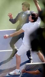 "Ian Somerhalder - Has a Fight Scene on the Set of ""Time Framed"" 2012.10.21 - 22xHQ VyJwGm6C"