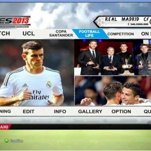 Download PES 2013 Graphic FIFA14 (Real Madrid) by Lingga Imanul Haq